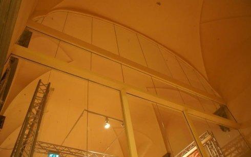 Pannelli in vetro per negozi Torino