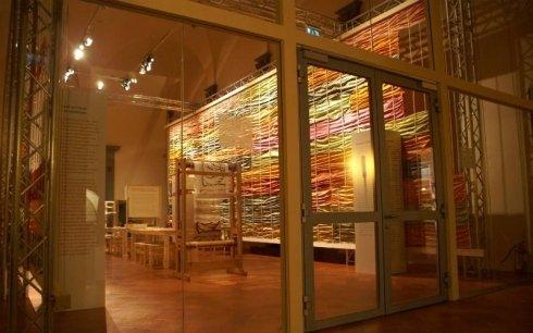 installazione porte in vetro negozi Picco & Martini