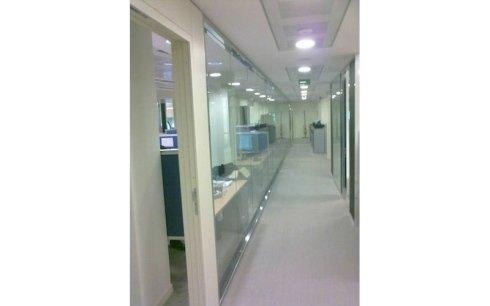 installazione vetrate tagliafuoco Torino