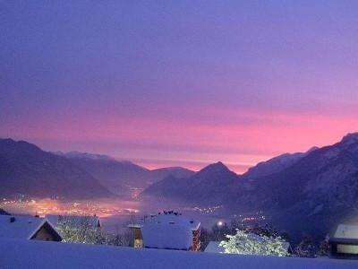 Hotel con vista sui monti