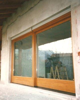 serramento vetrata