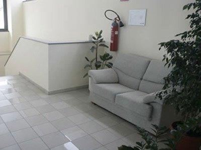 sala attesa azienda