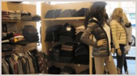 Abbigliamento grandi firme