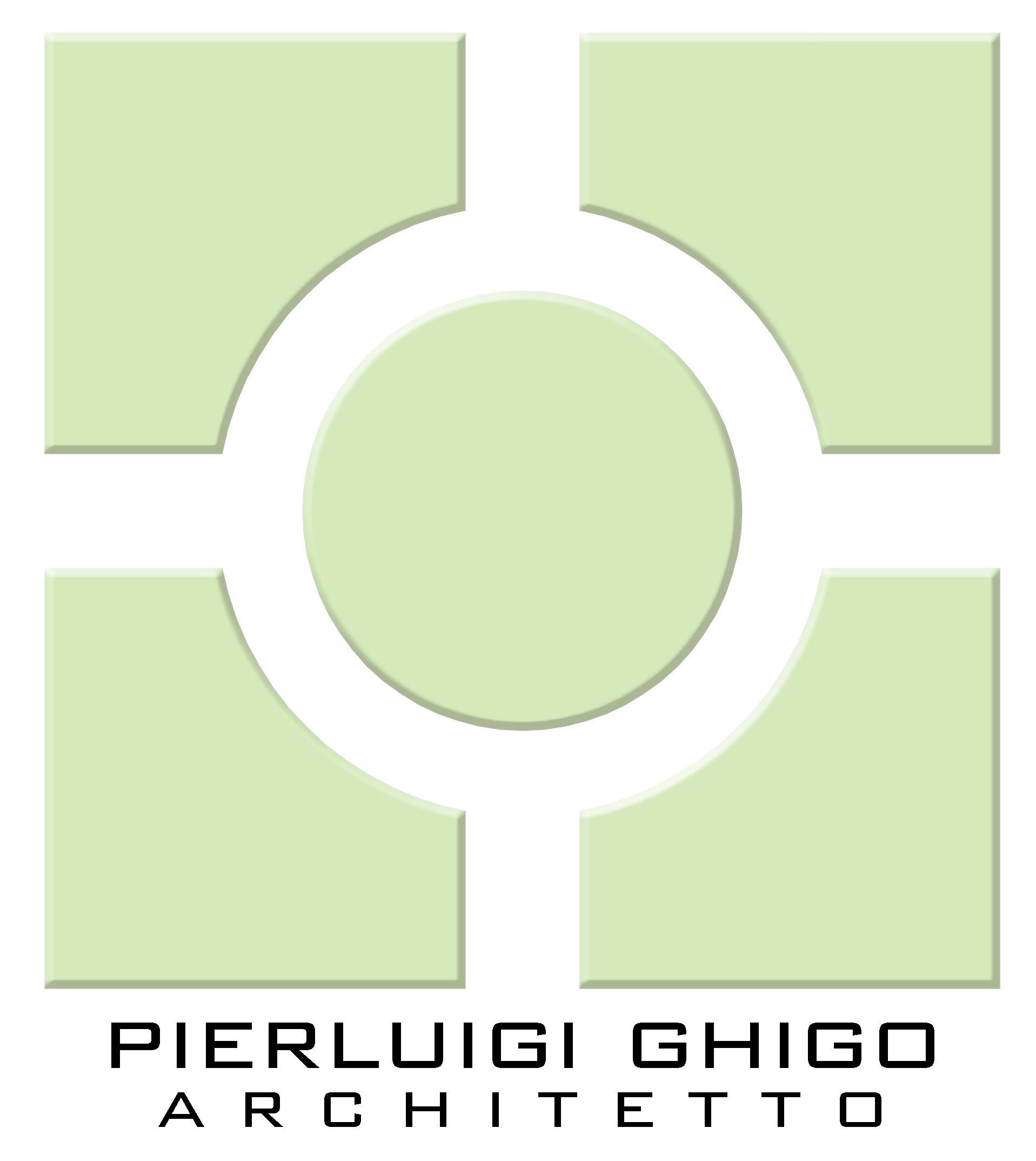 GHIGO ARCH. PIER LUIGI - LOGO