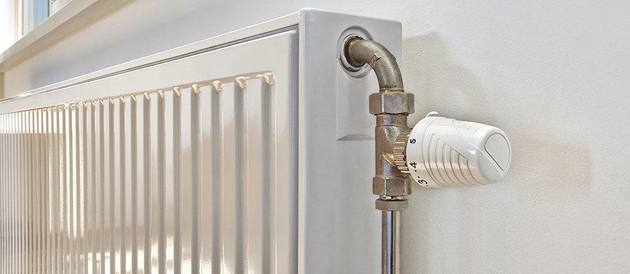 gas heating knob