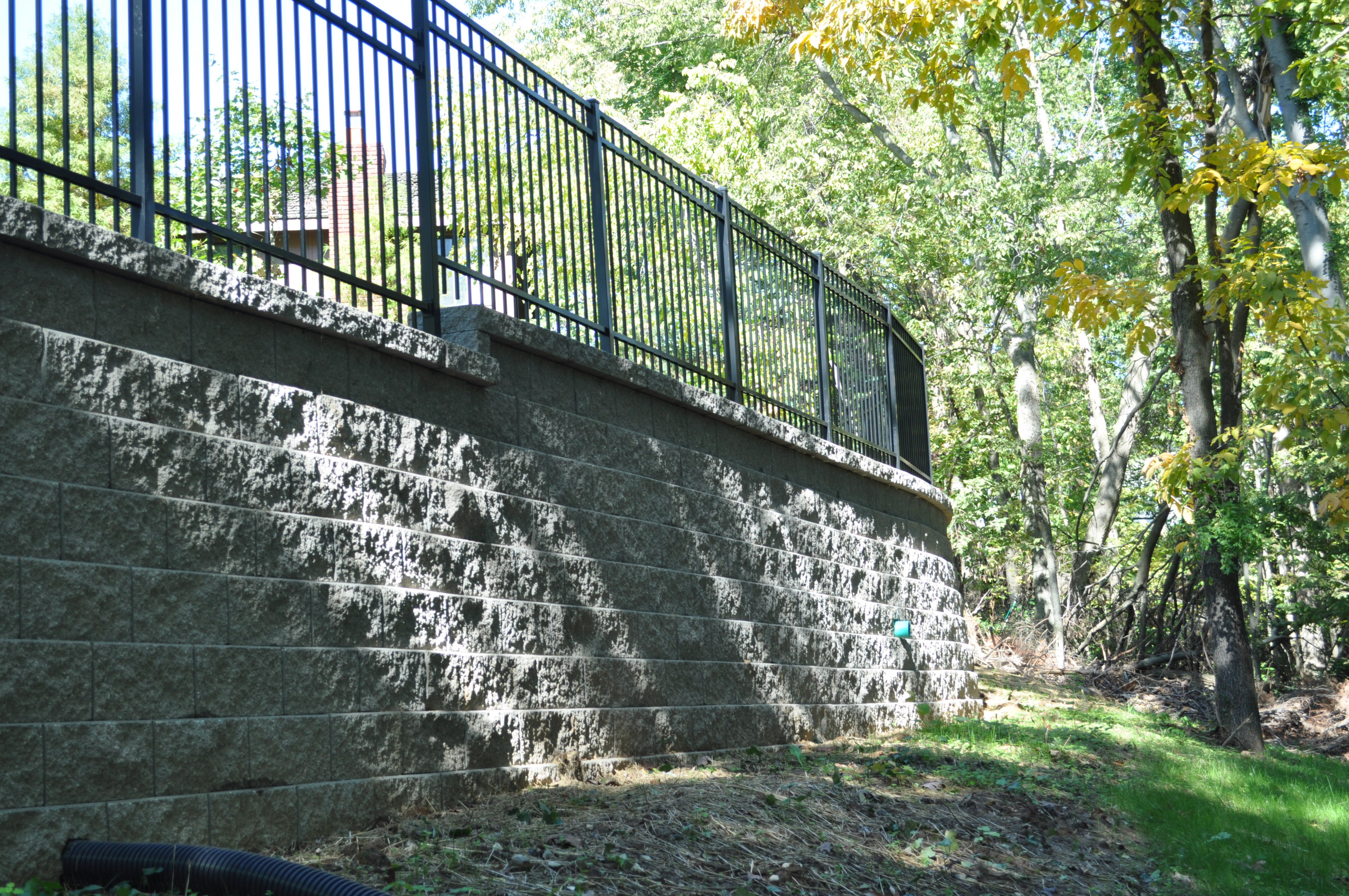Previous Project of landscapes built by professionals in ST Charles & ST Louis, MO