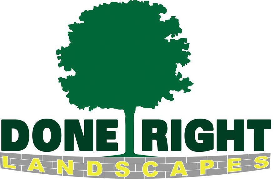 Done Right Landscapes Logo