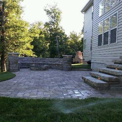 Quality patio construction in St. Peters, MO