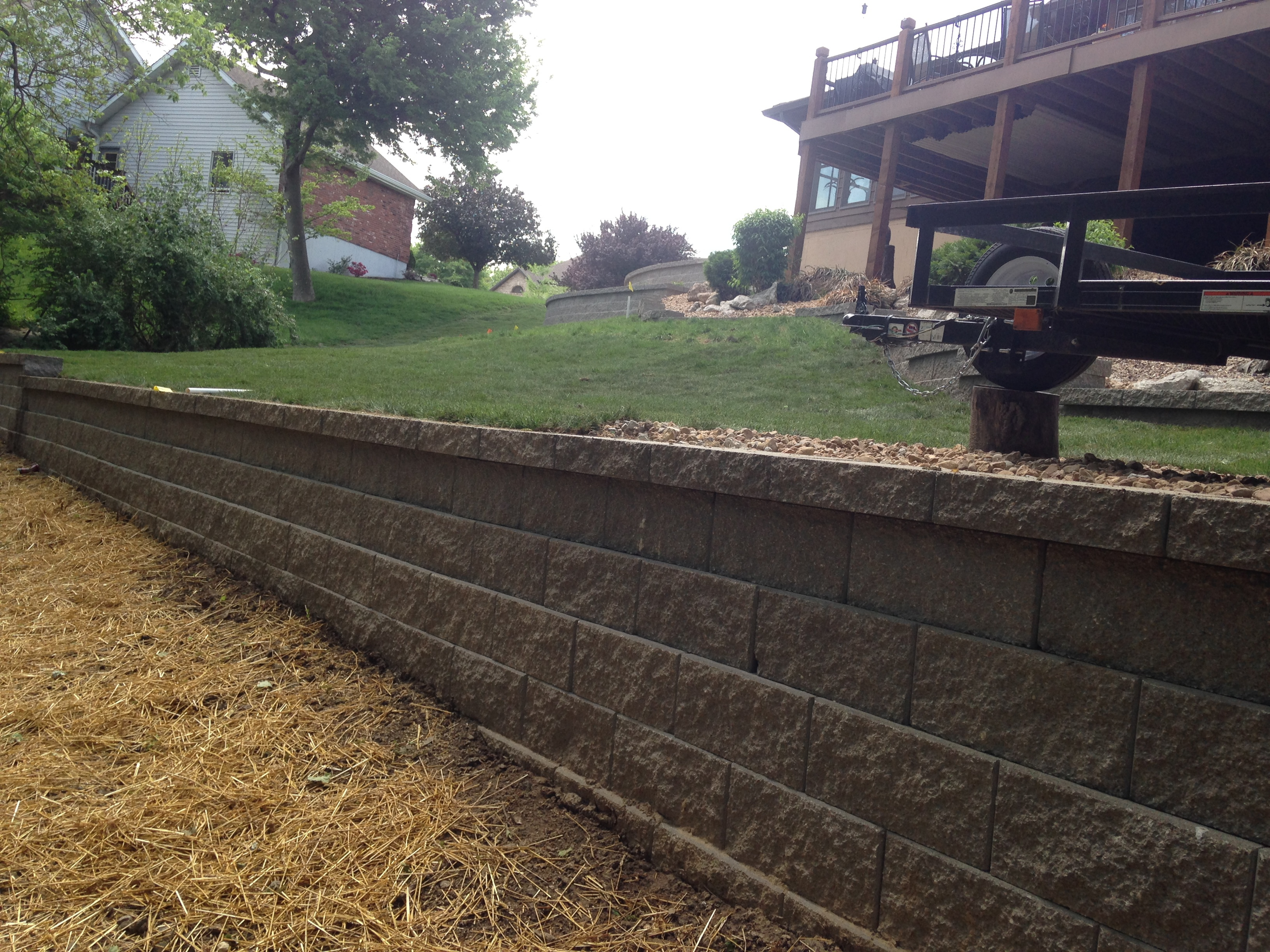 Retaining Walls in St Peters, MO
