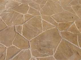 Stamped Concrete And Patio Paver Design In St Charles Amp St
