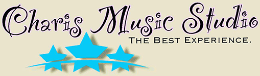 charis music studio logo