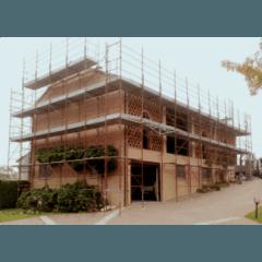 impalcature edilizie