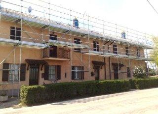 Ponteggi per abitazioni private Vercelli