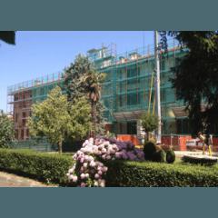 ponteggi ristrutturazione case