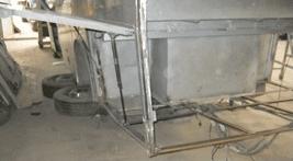 riparazione scocca pullman