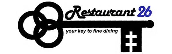 restaurant26 logo