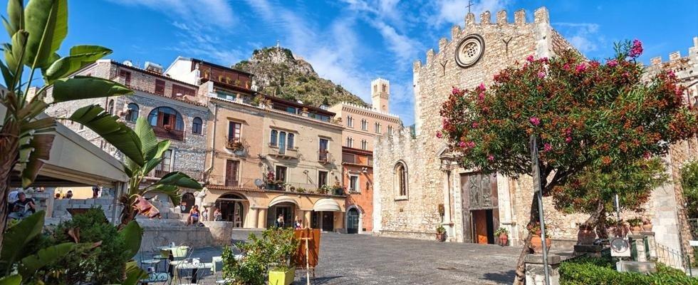 Case vacanza a Taormina