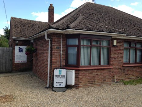 The Foot Clinic at Wivenhoe