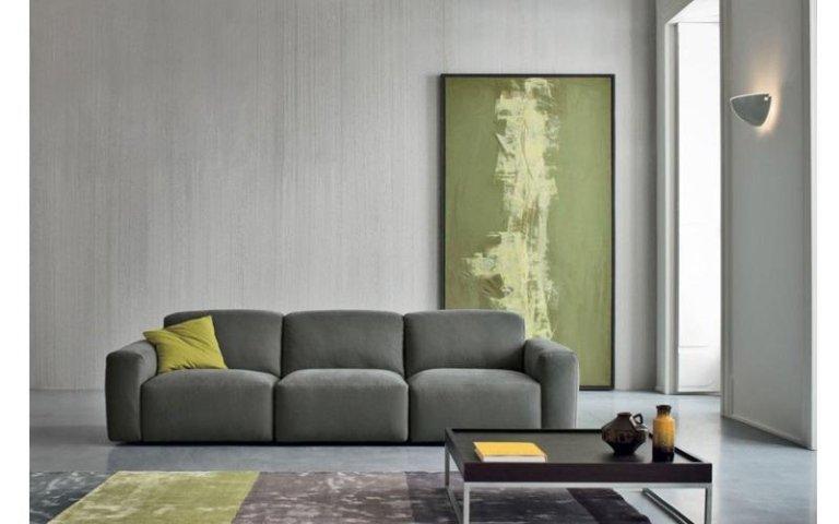divano tessuto moderno