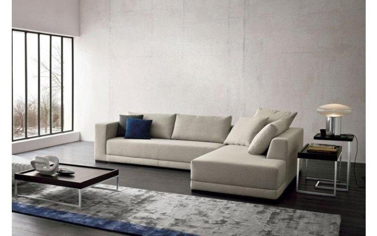 divano tessuto tre posti