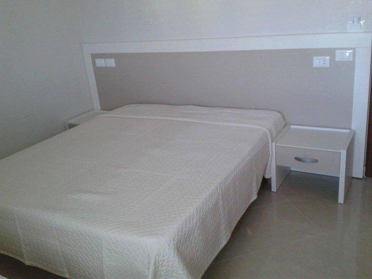 camera da letto albergo
