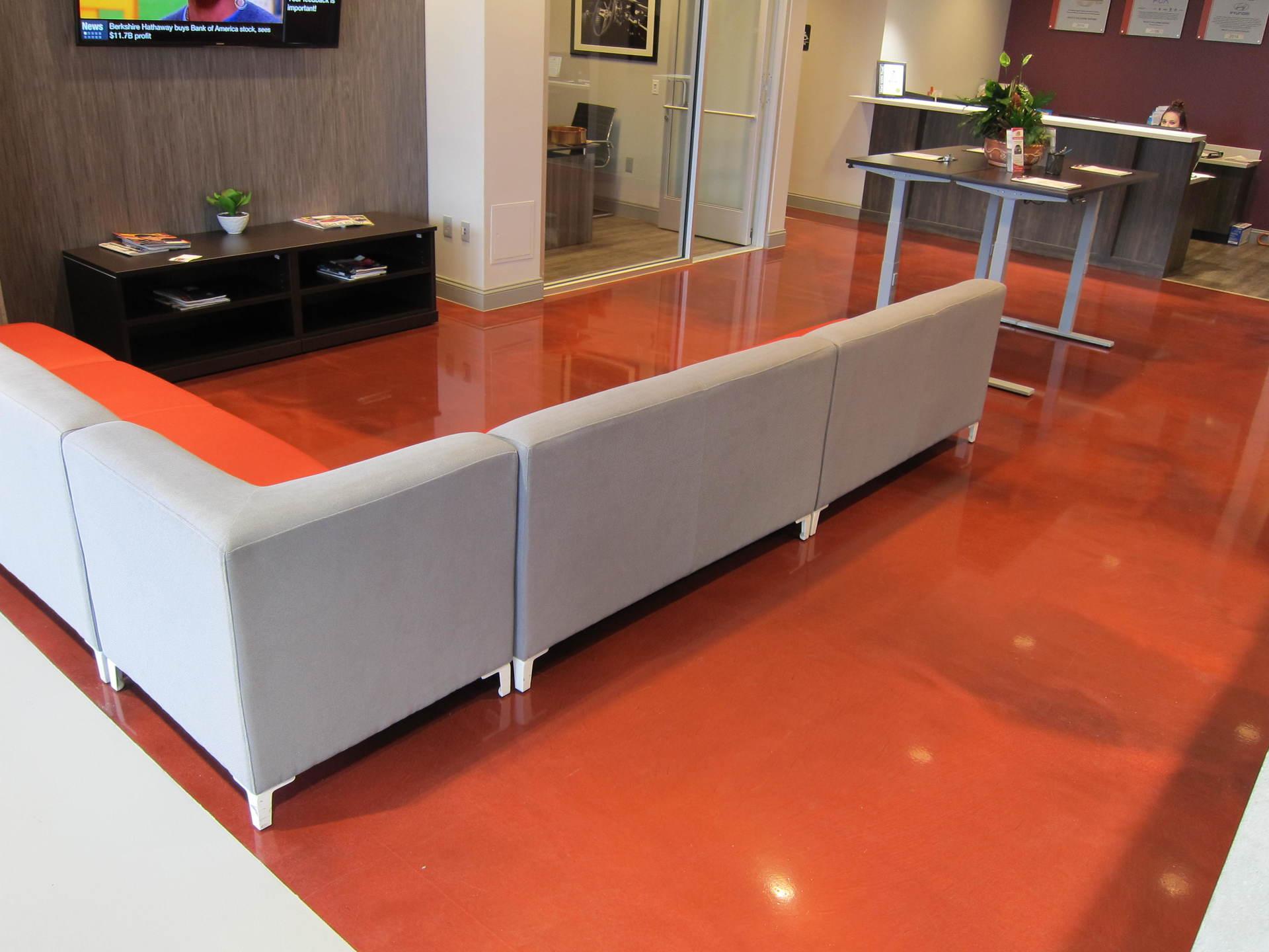 Epoxy/Resinous Flooring