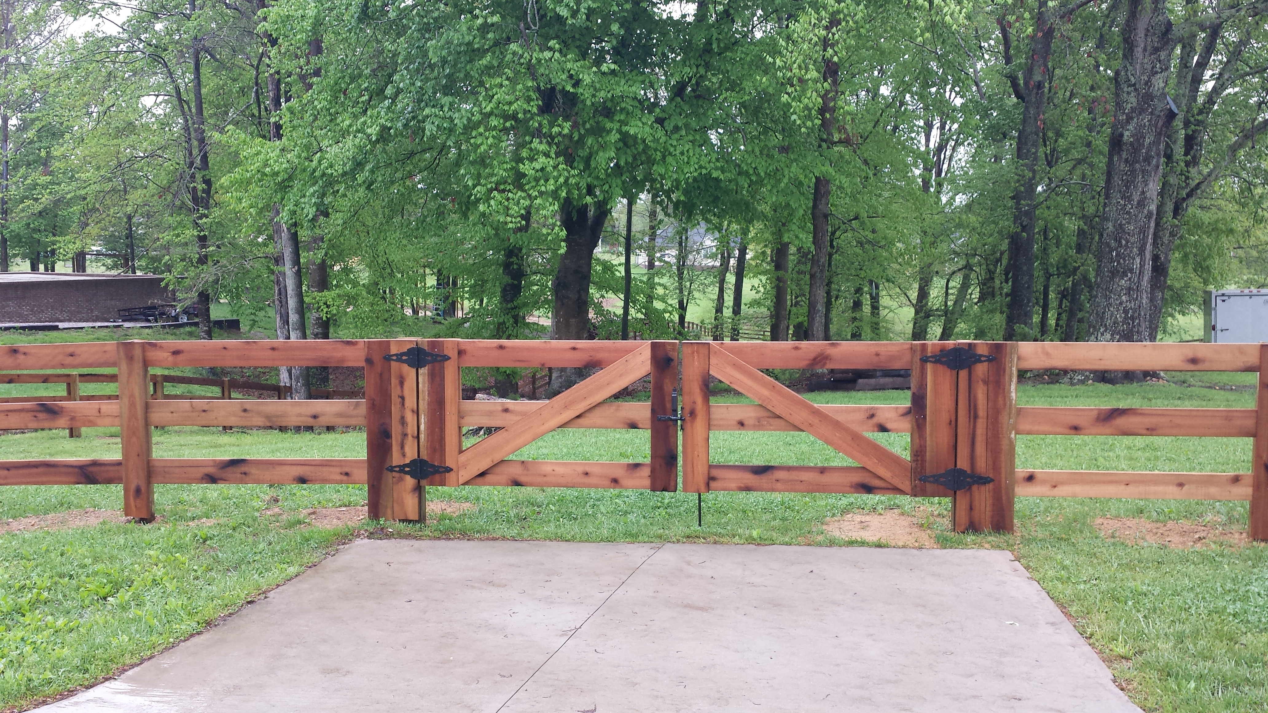 Fence Company Cookeville Tn Putnam County Fencing