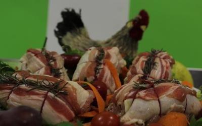 Macelleria involtini pollo
