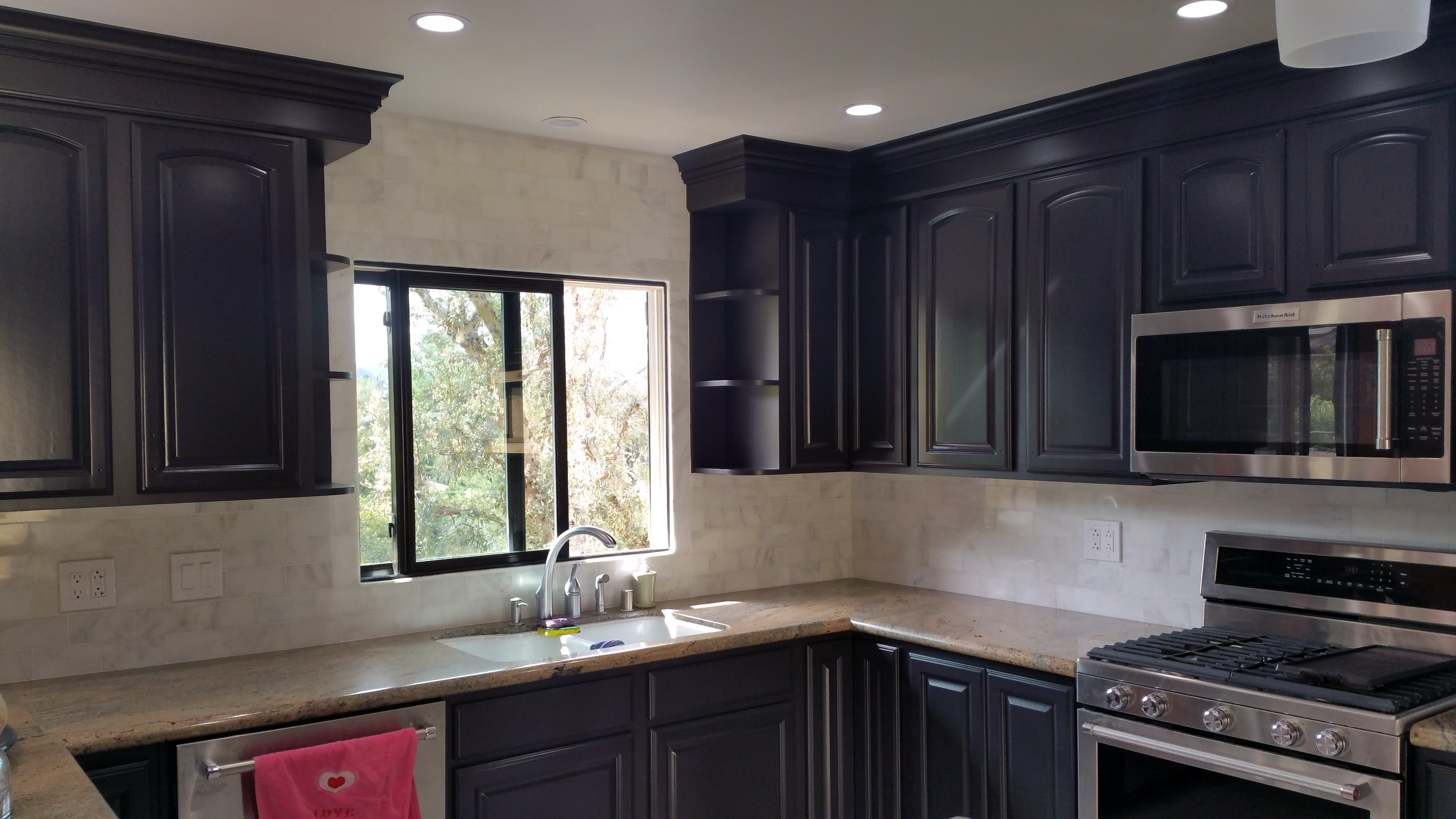 Cabinet And Stone City Cabinet Refinishing Studio City Ca Dream Stone Creations Painting