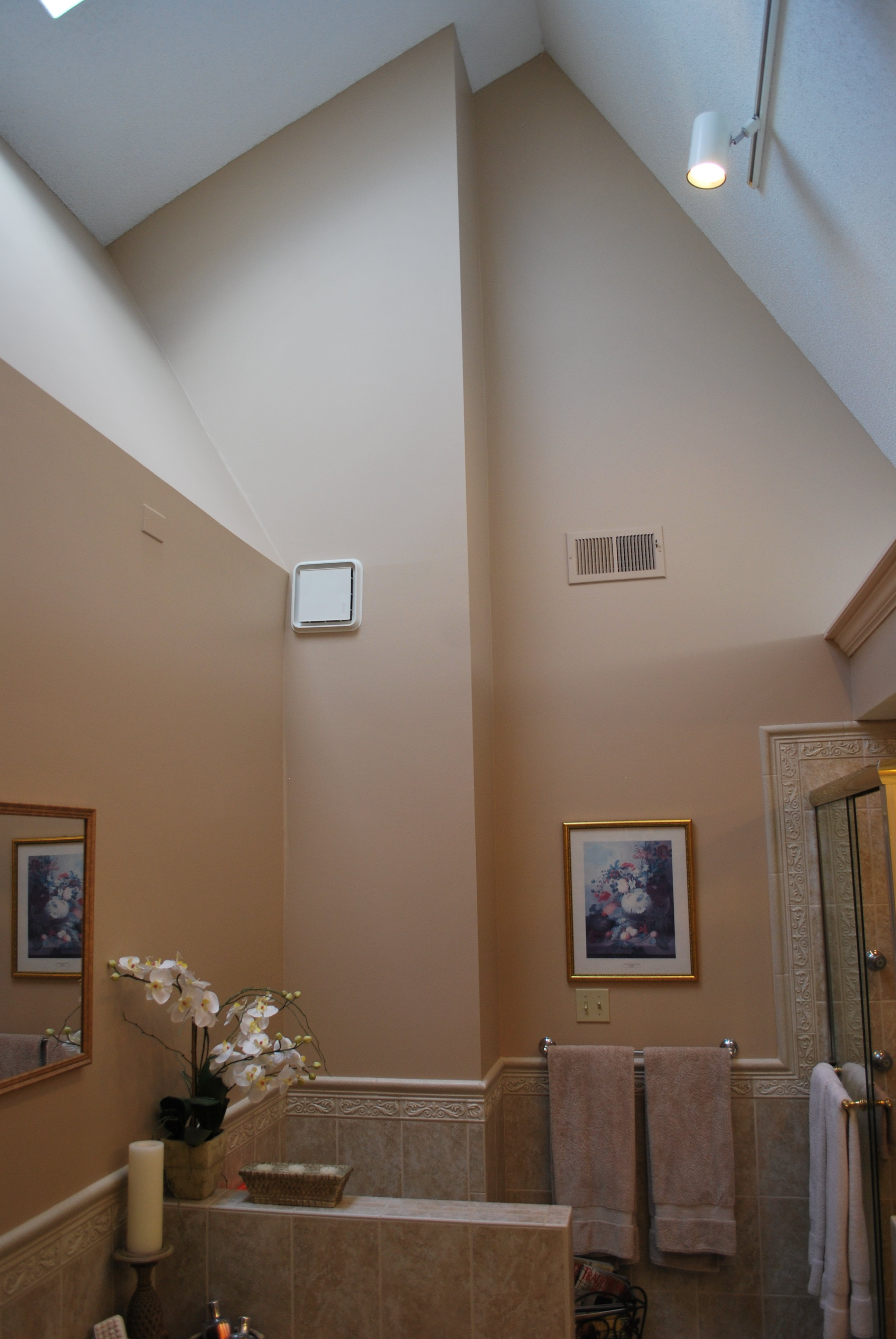 interior painting, standard painting, fine finish painting