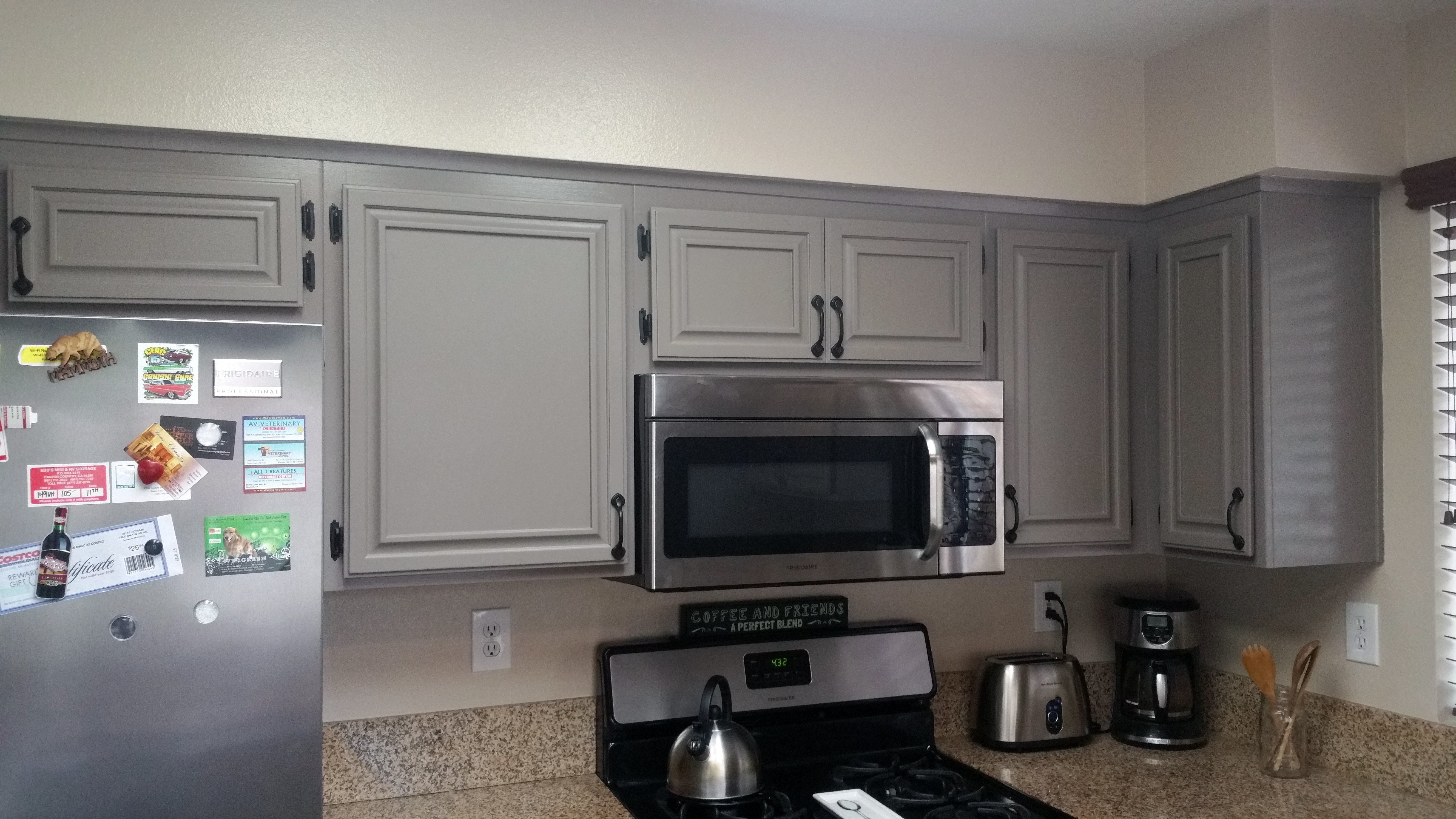 painted cabinets, cabinet refinishing