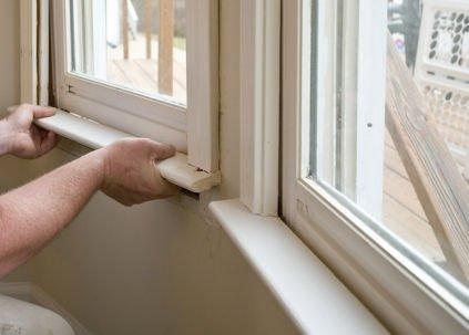 Glass window repairs in Dunedin