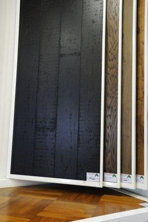 legno scuro per parquet