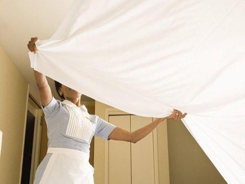 pulizia camere casa di riposo