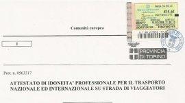 Autonoleggio con conducente Torino