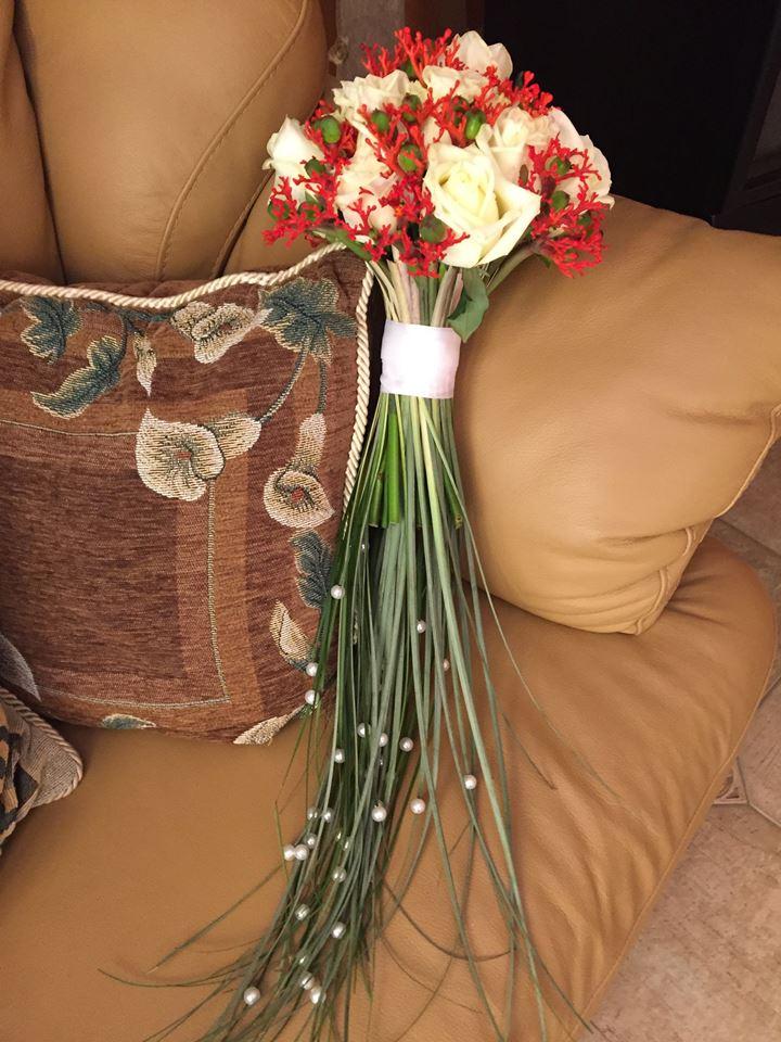 Bouquet per sposa a Palermo
