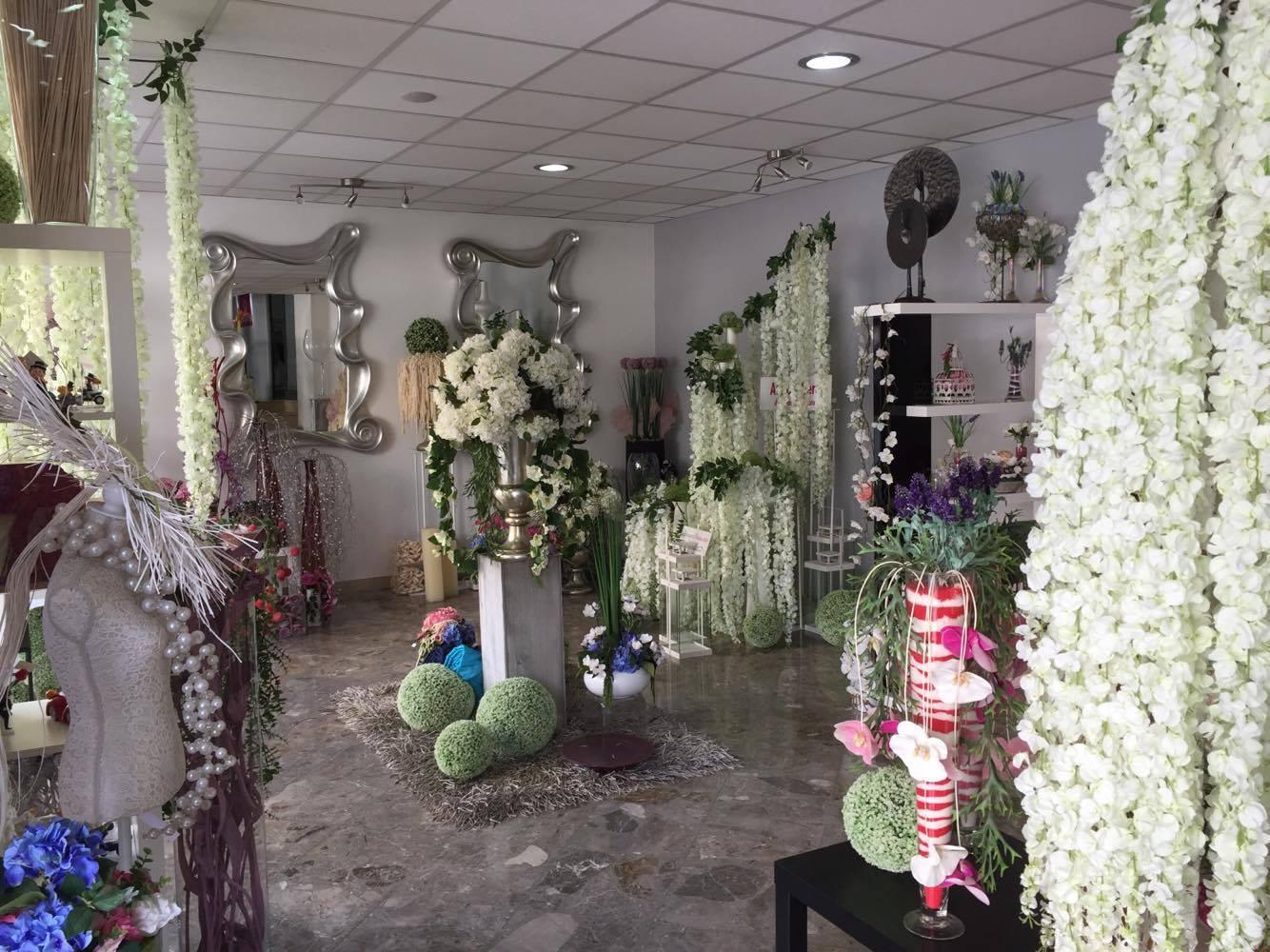 Decorazione fiori a Palermo