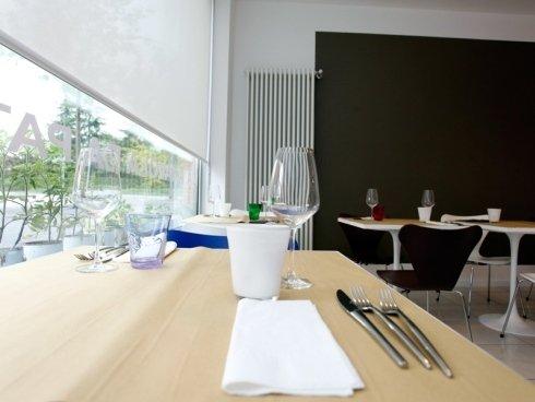 Nel ristorante A Tavola da Patrizia è possibile pranzare in assoluta tranquillità.