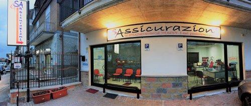 ingresso agenzia assicurativa