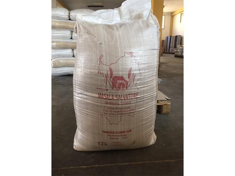 Produzione farine Molino Masala