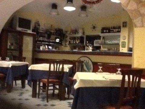ristorante sul mare Formia