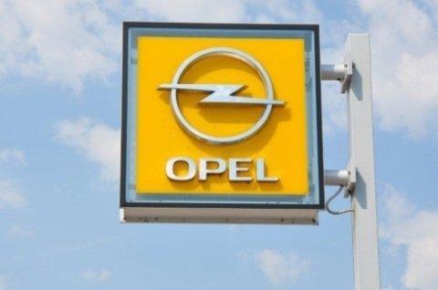 insegna Opel