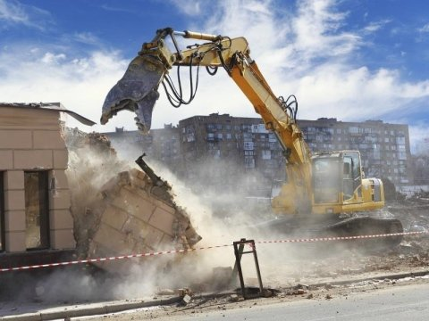 smontaggio edile