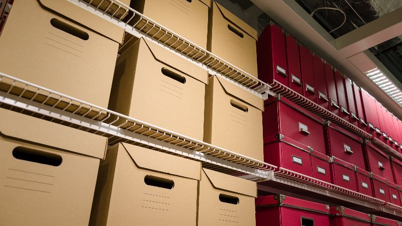 Domestic storage in Otley