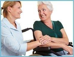 assistenza ad anziani non autosufficienti
