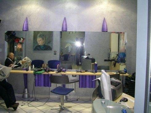 Pittura interna per negozi