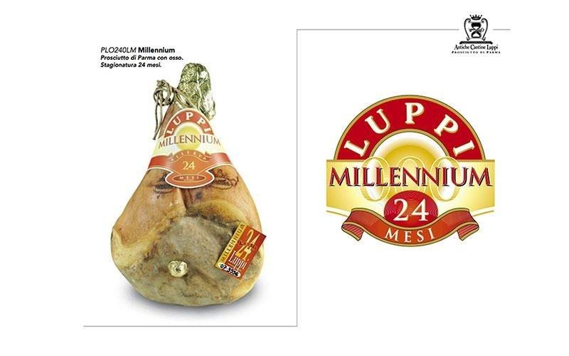 prosciutto di Parma Millenium