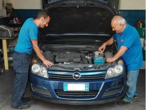 Assistenza tecnica auto
