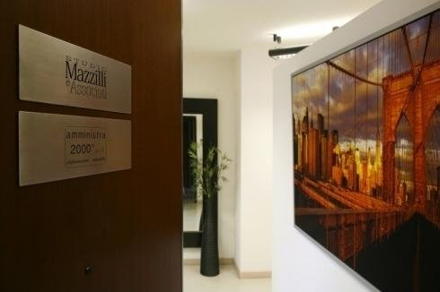 Studio Mazzilli - ingresso