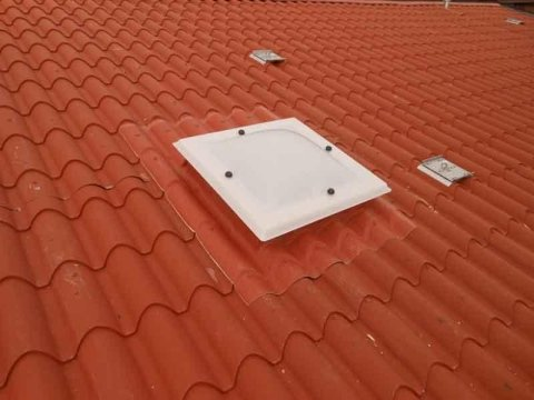 realizzazione lucernari tetti